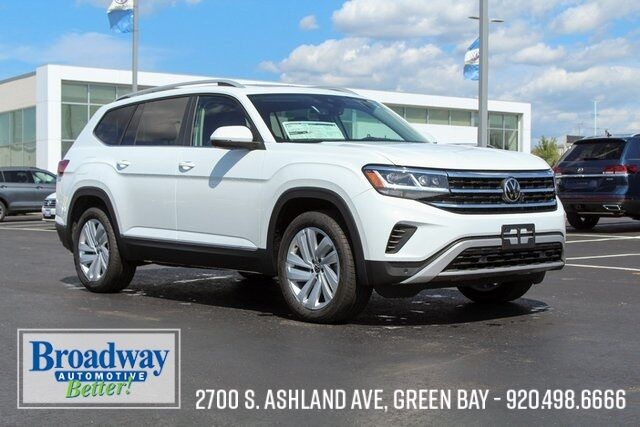 2021 Volkswagen Atlas 2.0T SEL 4Motion Green Bay WI