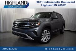 2021_Volkswagen_Atlas_2.0T SEL_ Highland IN
