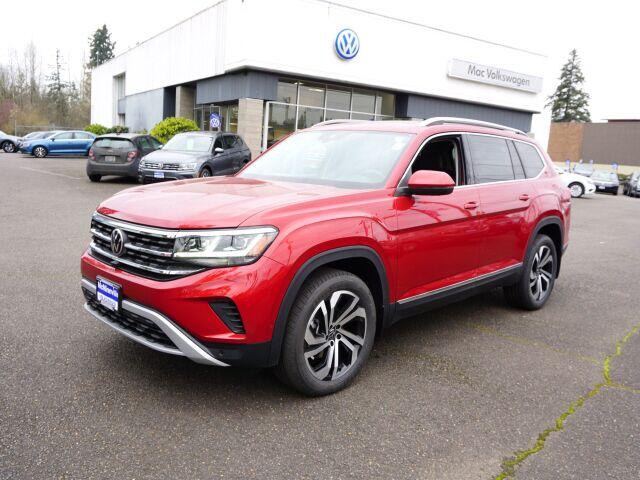 2021 Volkswagen Atlas 2.0T SEL Premium 2021.5 McMinnville OR