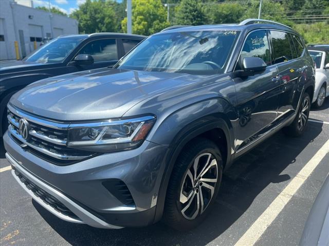 2021 Volkswagen Atlas 2.0T SEL Premium 4Motion Chattanooga TN