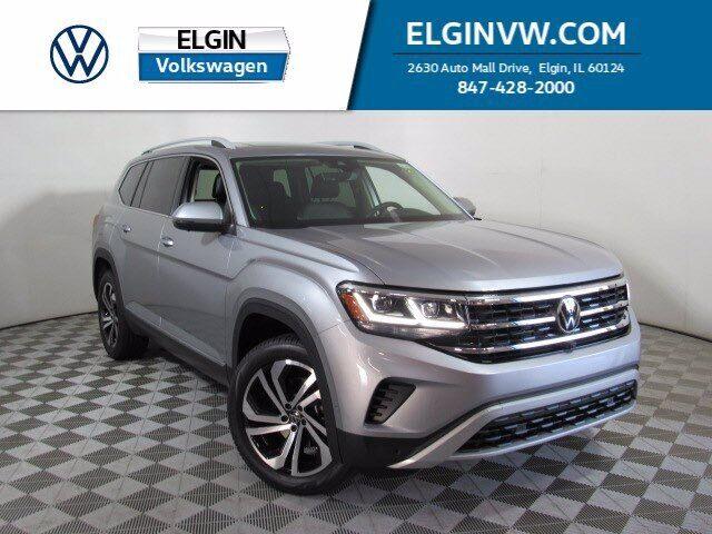 2021 Volkswagen Atlas 2.0T SEL Premium Elgin IL