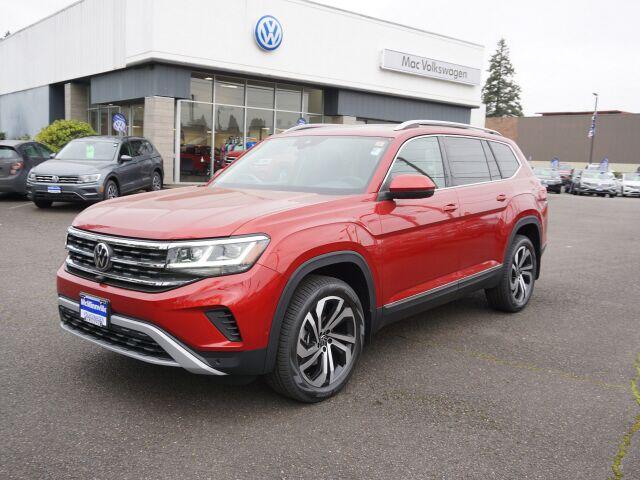 2021 Volkswagen Atlas 2.0T SEL Premium McMinnville OR