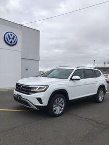 2021_Volkswagen_Atlas_2.0T SEL_ Yakima WA