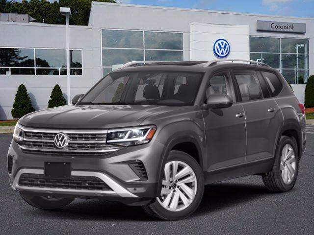 2021 Volkswagen Atlas 2021.5 2.0T S 4MOTION Westborough MA