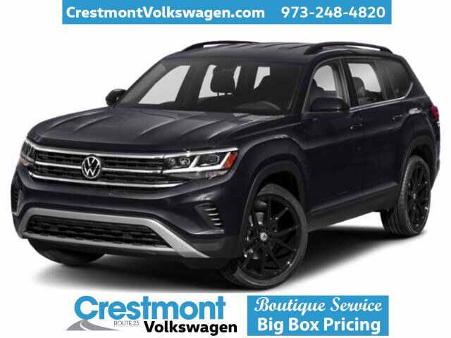 2021 Volkswagen Atlas 2021.5 2.0T S 4MOTION Pompton Plains NJ