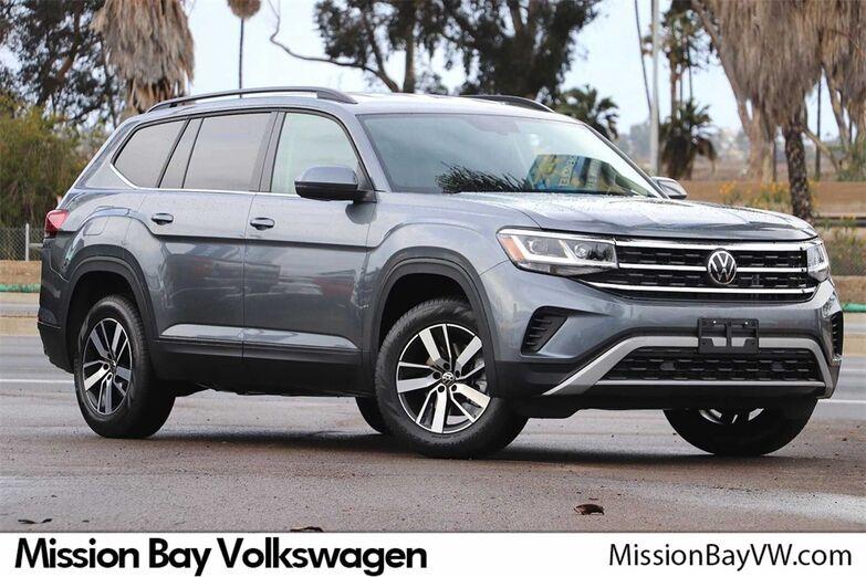 2021 Volkswagen Atlas 2021.5 2.0T SE 4Motion San Diego CA