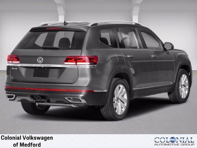 2021 Volkswagen Atlas 2021.5 2.0T SE w/Technology 4MOTION Medford MA