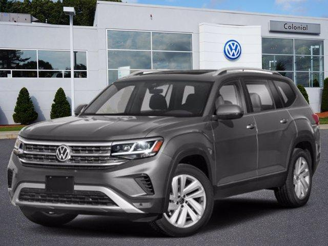 2021 Volkswagen Atlas 2021.5 2.0T SE w/Technology 4MOTION Wellesley MA