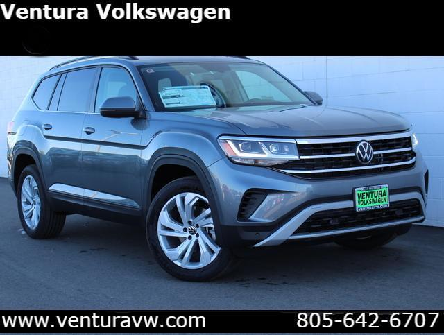 2021 Volkswagen Atlas 2021.5 2.0T SE w/Technology FWD