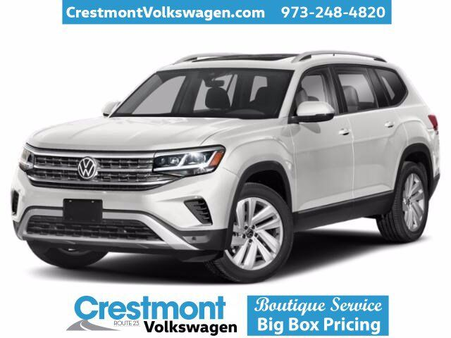 2021 Volkswagen Atlas 2021.5 2.0T SEL 4MOTION Pompton Plains NJ
