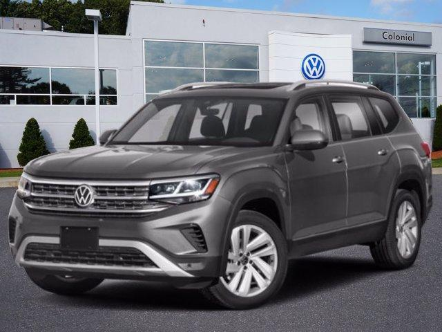 2021 Volkswagen Atlas 2021.5 2.0T SEL 4MOTION Wellesley MA