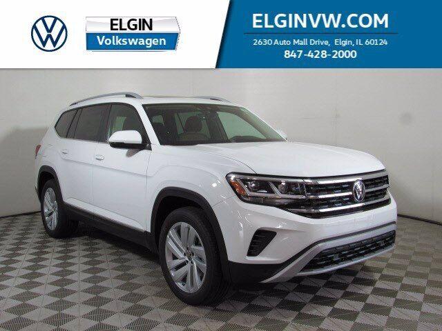 2021 Volkswagen Atlas 2021.5 2.0T SEL Elgin IL
