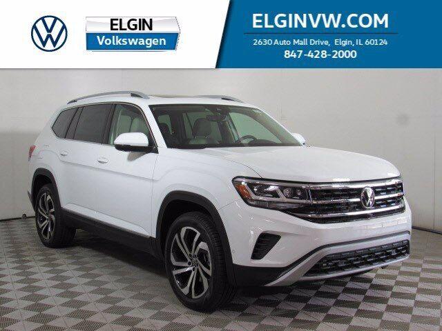 2021 Volkswagen Atlas 2021.5 2.0T SEL Premium Elgin IL