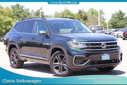 2021 Volkswagen Atlas 2021.5  3.6L SE w/Technology R-Line