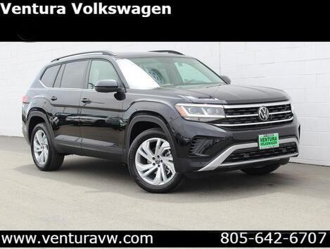 2021_Volkswagen_Atlas_2021.5 3.6L V6 SE w/Technology 4MOT_ Ventura CA