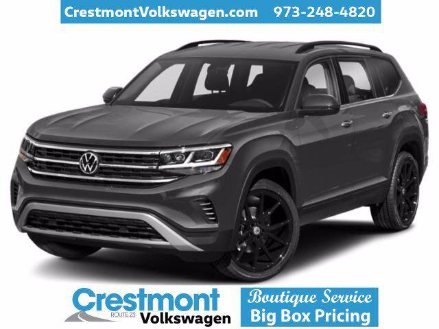 2021 Volkswagen Atlas 2021.5 3.6L V6 SE w/Technology 4MOTION Pompton Plains NJ