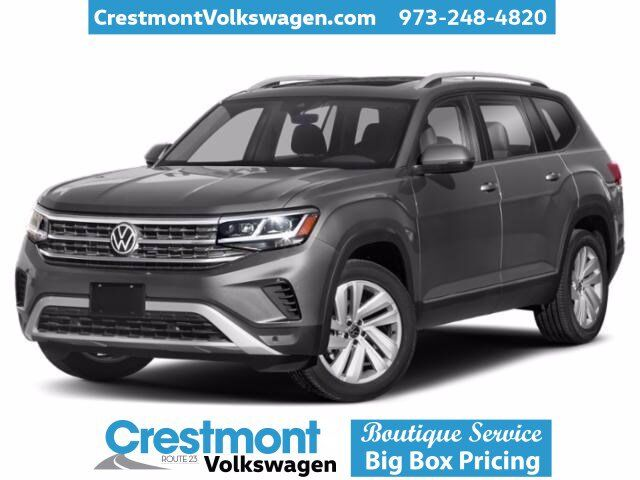 2021 Volkswagen Atlas 2021.5 3.6L V6 SE w/Technology 4MOTION Pompton Plains NJ