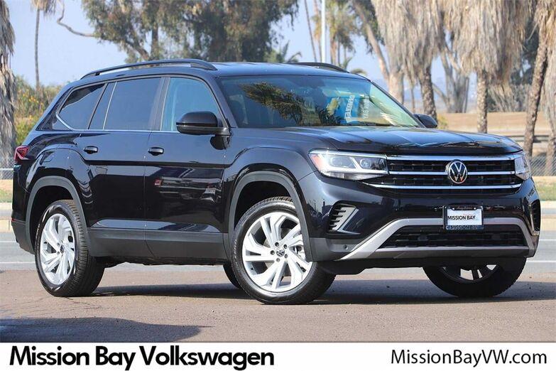2021 Volkswagen Atlas 2021.5 3.6L V6 SE w/Technology 4Motion San Diego CA