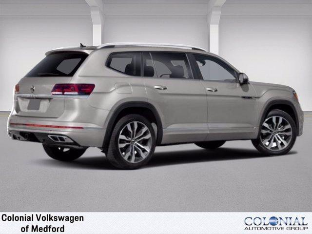 2021 Volkswagen Atlas 2021.5 3.6L V6 SE w/Technology R-Li Westborough MA