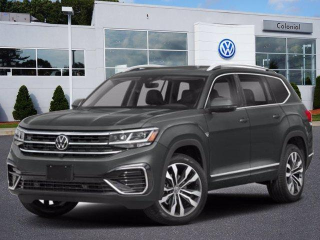 2021 Volkswagen Atlas 2021.5 3.6L V6 SE w/Technology R-Li Wellesley MA
