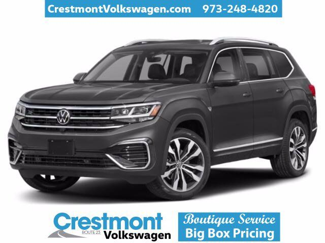 2021 Volkswagen Atlas 2021.5 3.6L V6 SE w/Technology R-Line 4MOTION Pompton Plains NJ