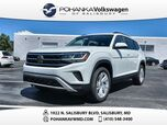 2021 Volkswagen Atlas 2021.5 3.6L V6 SE w/Technology