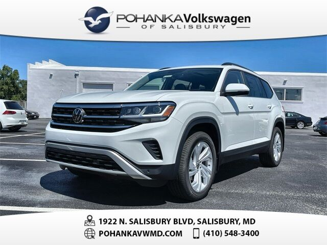 2021 Volkswagen Atlas 2021.5 3.6L V6 SE w/Technology Salisbury MD
