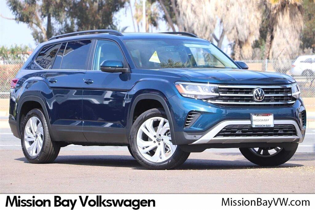 2021 Volkswagen Atlas 2021.5 3.6L V6 SE w/Technology San Diego CA