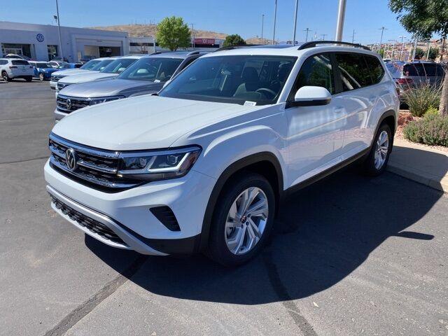 2021 Volkswagen Atlas 2021.5  3.6L V6 SE w/Technology St. George UT