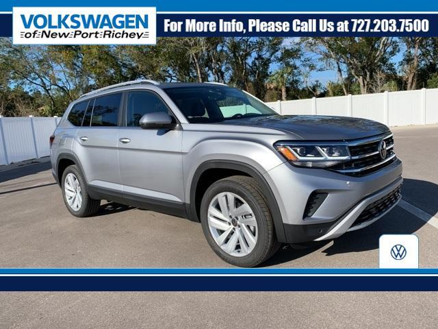 2021 Volkswagen Atlas 2021.5 3.6L V6 SEL 4MOTION New Port Richey FL
