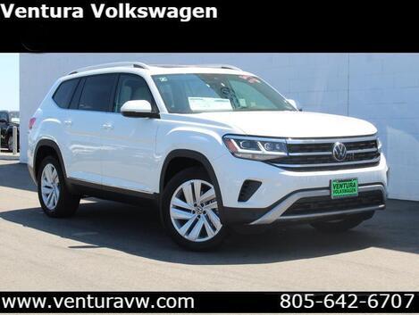2021_Volkswagen_Atlas_2021.5 3.6L V6 SEL 4MOTION_ Ventura CA