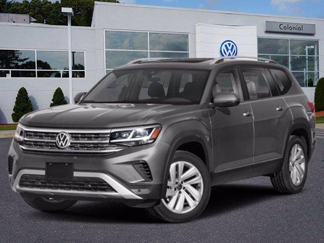 2021 Volkswagen Atlas 2021.5 3.6L V6 SEL 4MOTION Wellesley MA