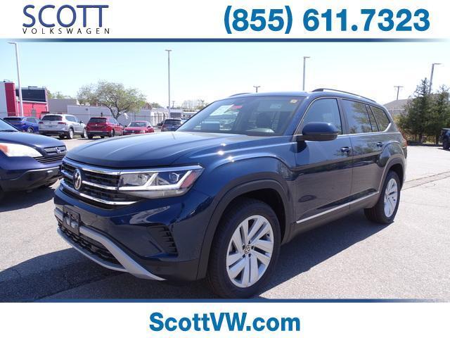 2021 Volkswagen Atlas 2021.5 3.6L V6 SEL Providence RI