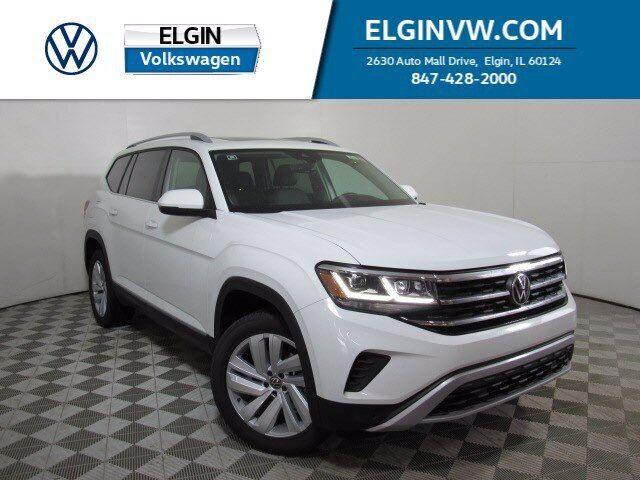 2021 Volkswagen Atlas 2021.5 3.6L V6 SEL Elgin IL