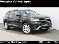 Volkswagen Atlas 2021.5 3.6L V6 SEL FWD 2021