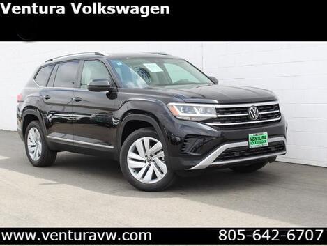 2021_Volkswagen_Atlas_2021.5 3.6L V6 SEL FWD_ Ventura CA