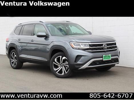 2021_Volkswagen_Atlas_2021.5 3.6L V6 SEL Premium 4MOTION_ Ventura CA