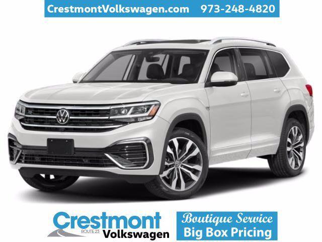 2021 Volkswagen Atlas 2021.5 3.6L V6 SEL Premium R-Line 4MOTION Pompton Plains NJ