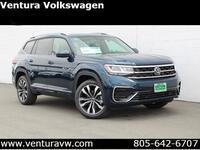 Volkswagen Atlas 2021.5 3.6L V6 SEL R-Line 4MOTION 2021