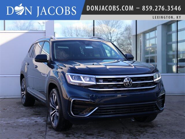 2021 Volkswagen Atlas 2021.5 3.6L V6 SEL R-Line Lexington KY