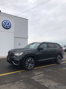 2021_Volkswagen_Atlas_2021.5 3.6L V6 SEL R-Line_ Yakima WA