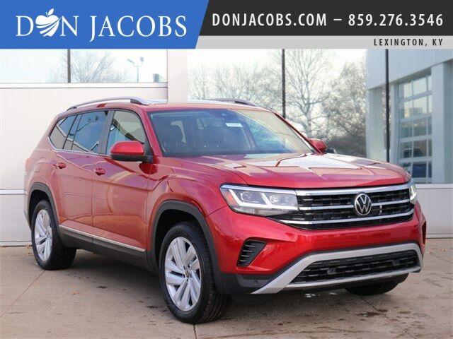 2021 Volkswagen Atlas 2021.5 SEL 4Motion Lexington KY
