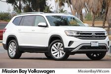 2021 Volkswagen Atlas 2021.5 SEL 4Motion