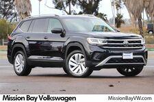 2021 Volkswagen Atlas 2021.5 SEL 4Motion