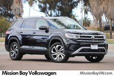 2021 Volkswagen Atlas 2021.5 SEL Premium 4Motion