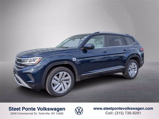 2021 Volkswagen Atlas 2021.5 SEL Yorkville NY