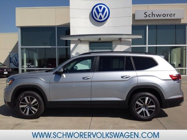 2021 Volkswagen Atlas 21.5 2.0T SE 4Motion Lincoln NE