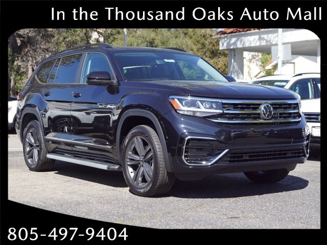 2021 Volkswagen Atlas 21.5 3.6L SE W/ TECH R-LINE FWD Thousand Oaks CA