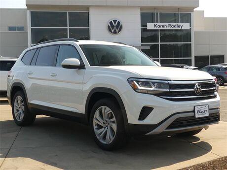 2021 Volkswagen Atlas 21.5   3.6L V6 SE w/Technology Northern VA DC