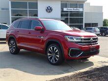 2021_Volkswagen_Atlas_21.5  3.6L V6 SEL Premium R-Line_ Northern VA DC